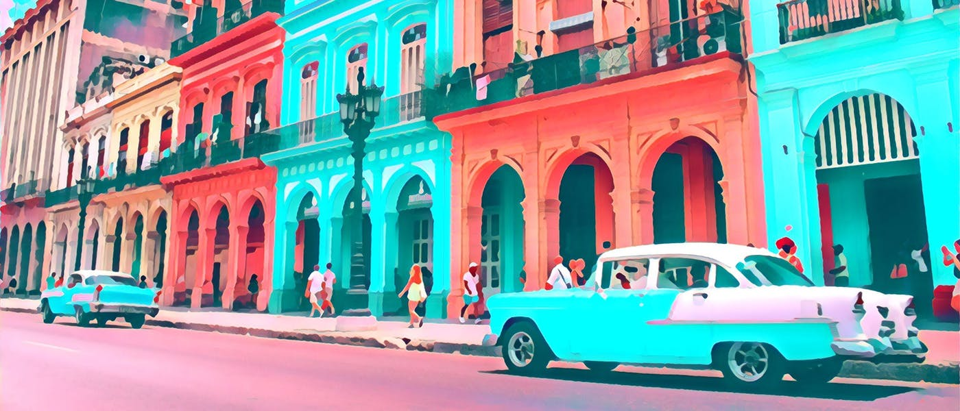 """How I Put Taxi Drivers in Cuba """"Online"""" Without the Internet"""