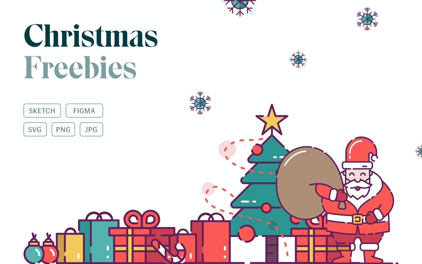 Christmas HQ - Totally free holiday icons, images, borders and fonts