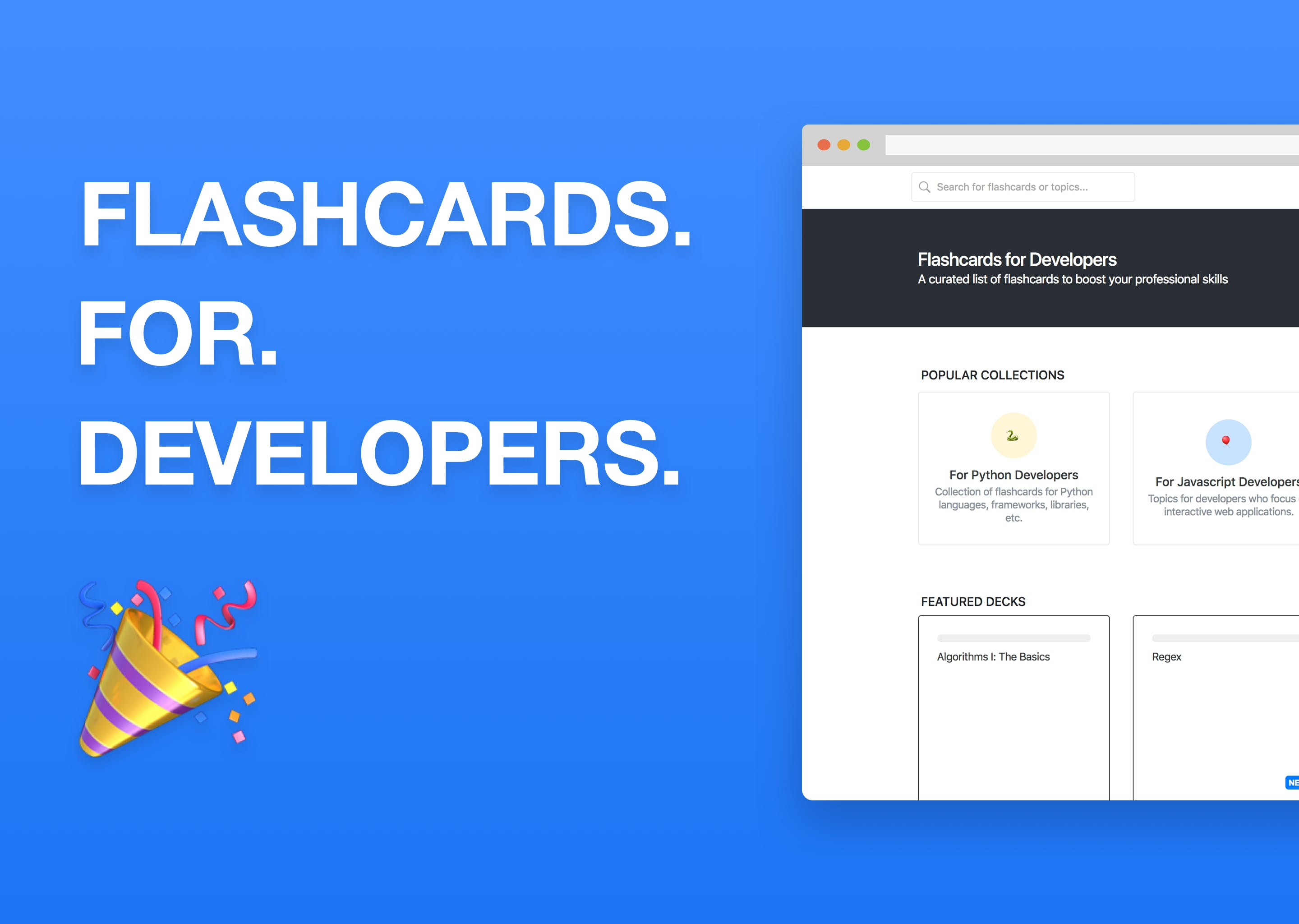 How To Learn to Code With Flashcards for Developers