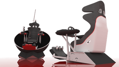 Feel Three - A virtual reality motion simulator 💺   Product