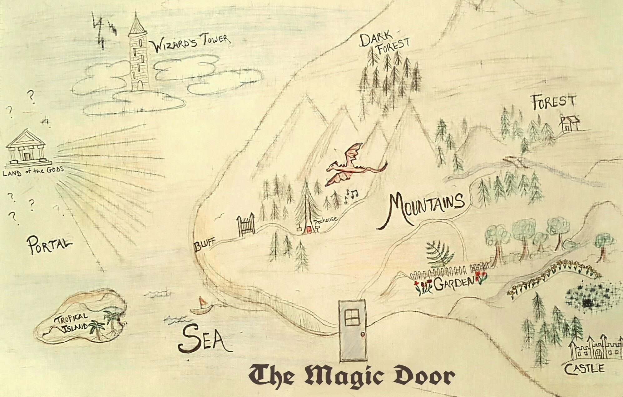 sc 1 st  Product Hunt & The Magic Door - Product Hunt