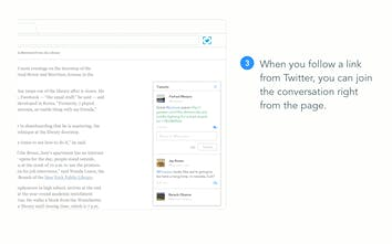 Chirp for Twitter - Screenshot and tweet article quotes with ...