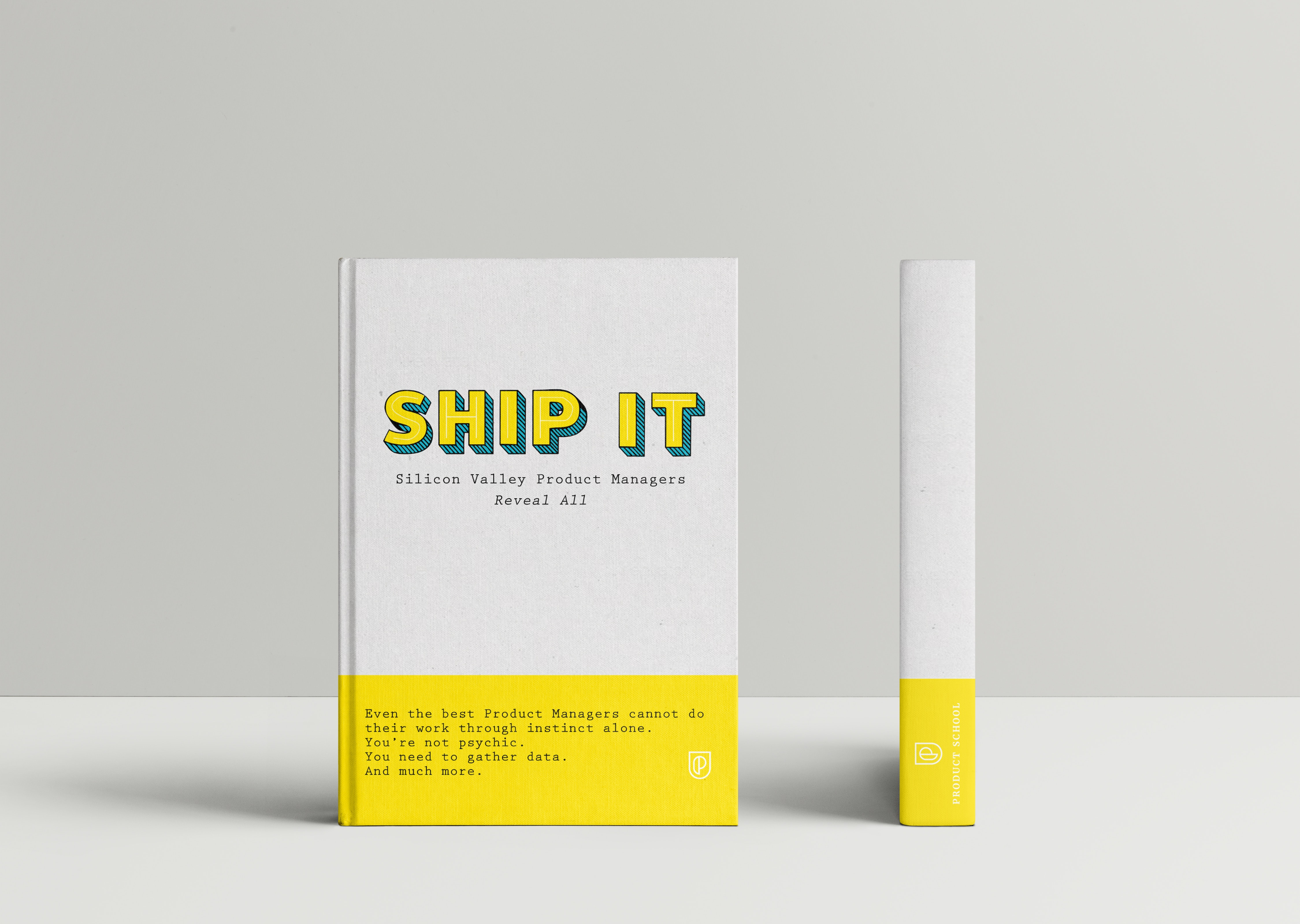 Ship It - The book where Silicon Valley product managers reveal all 🙌