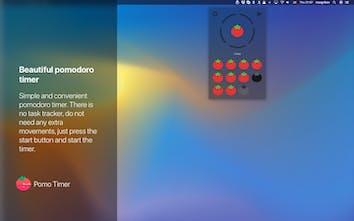 Pomo Timer - A menu bar app to boost productivity   Product Hunt