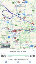 Plane Finder - Track real-time air traffic worldwide