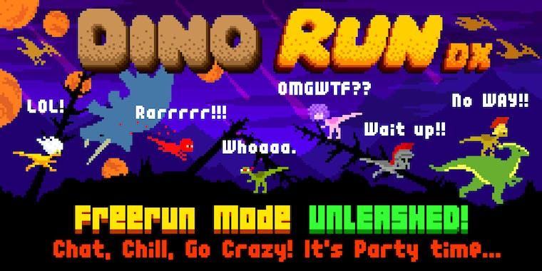 Dino Run DX - Product Hunt