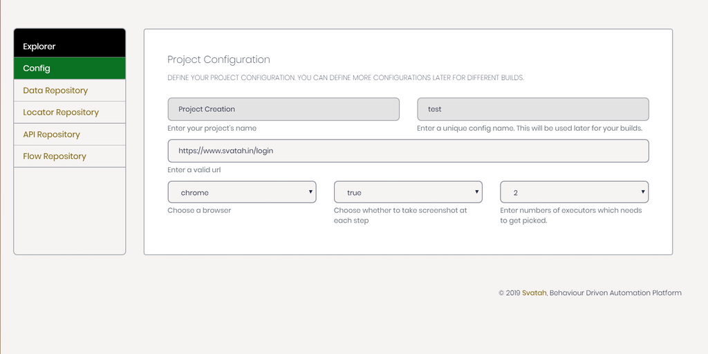 Svatah - A scalable, behavior driven, test automation platform   Product Hunt