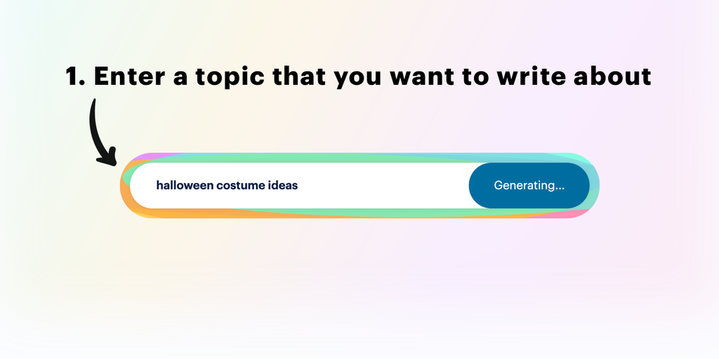 GPT-3 Blog Idea Generator - Generate blog post ideas in seconds | Product Hunt