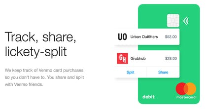 Venmo Card - A real debit card For the real world | Product Hunt