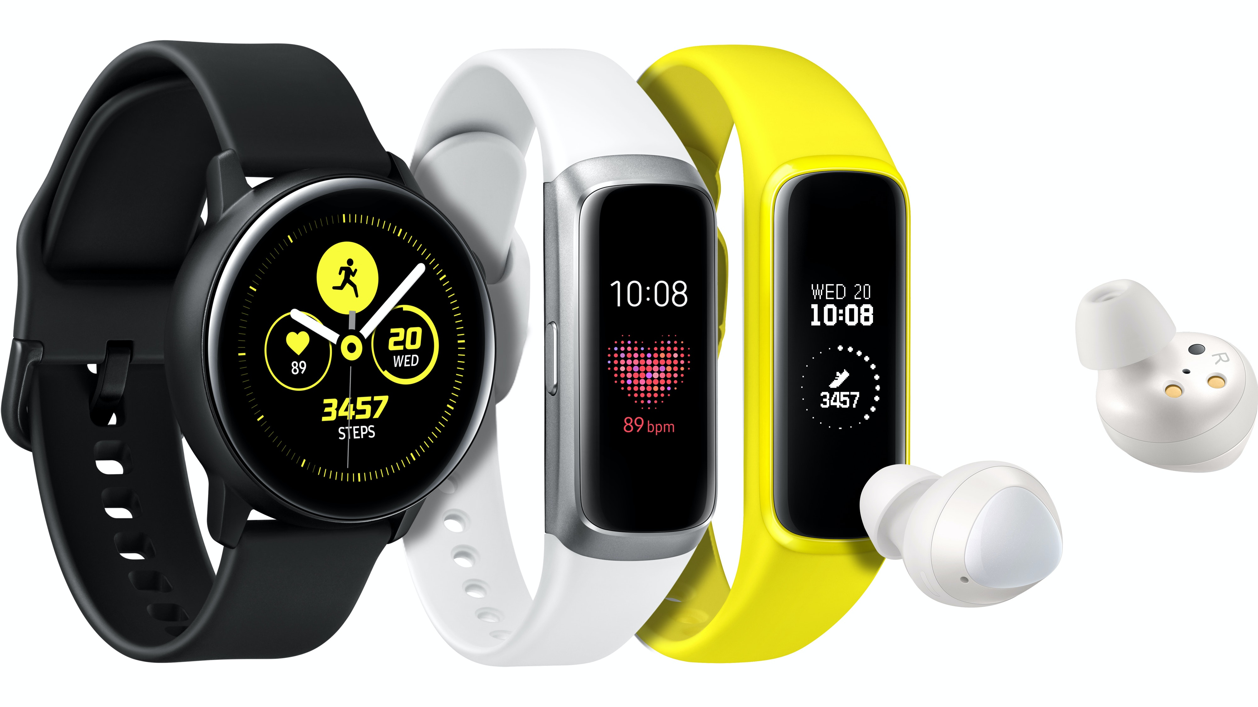 Galaxy Watch Active - Latest generation of the Galaxy Watch by Samsung