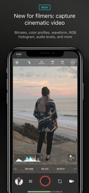 Moment - DSLR quality pictures on your iPhone