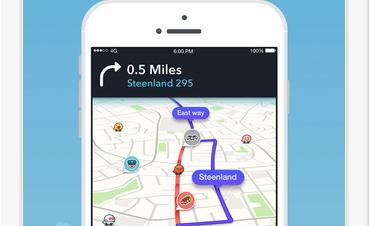 Waze 4 0 - The community-based traffic & navigation app, redesigned