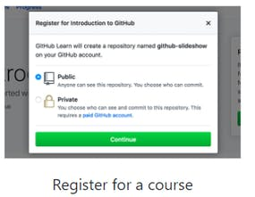 GitHub Learning Lab - Get the skills you need without