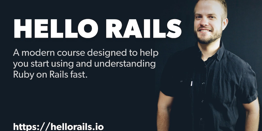 Hello Rails - A course designed to help you start using Ruby on Rails fast | Product Hunt