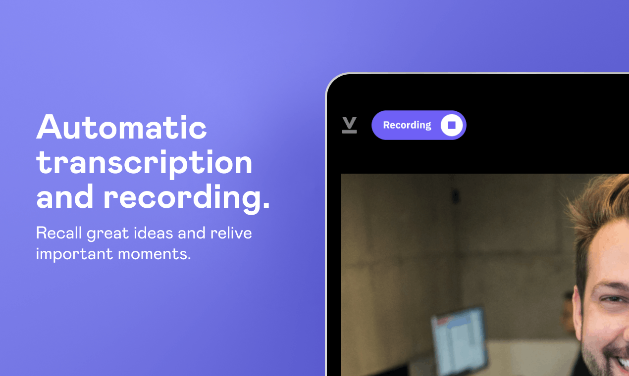 Vowel - A video conferencing tool that makes meetings better | Product Hunt