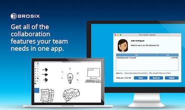 Brosix Instant Messenger - Secure instant messenger for your