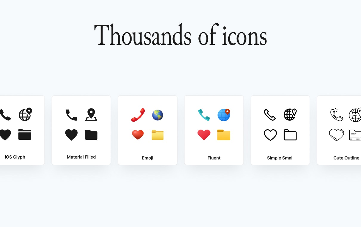 Aesthetic App Icons Ios 14 Home Screen Inspirations With Free Icons And Images Product Hunt