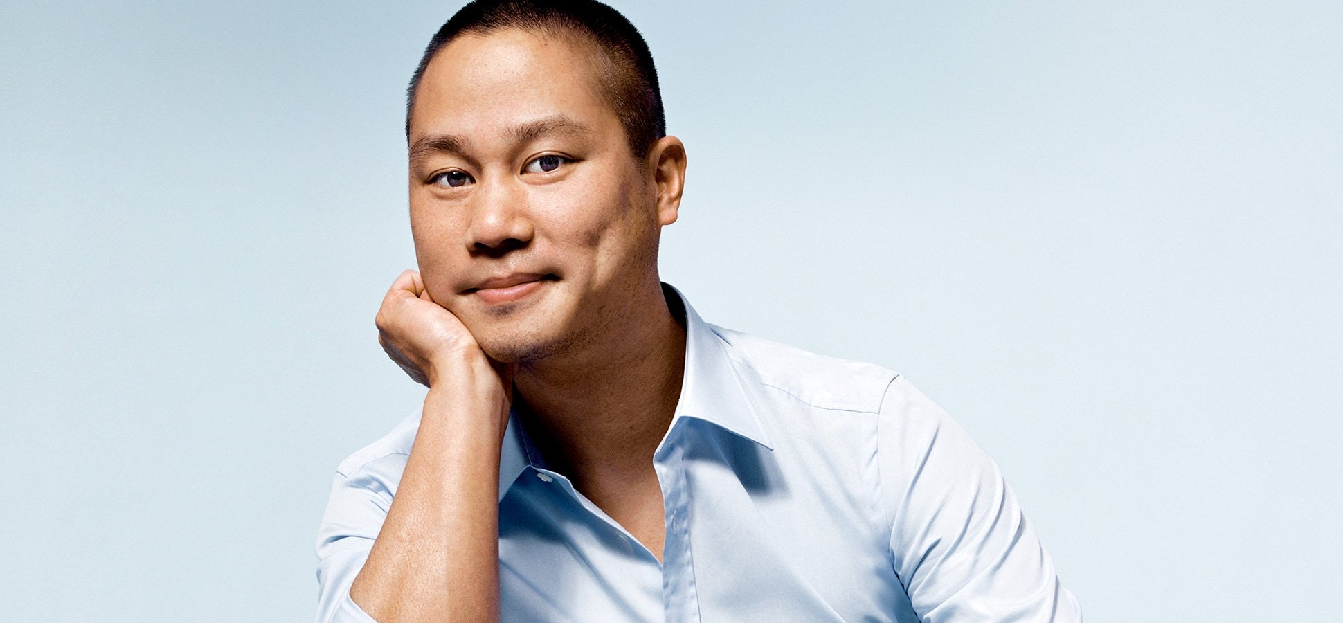 Tony Hsieh & Justin Weniger