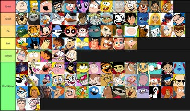 Tiermaker Create A Tier List For Anything Product Hunt