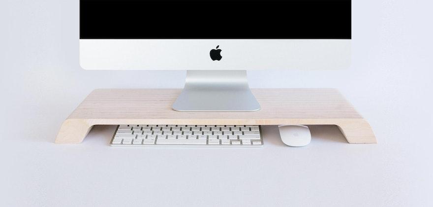 Lifta desk organizer a minimalist desk organizer - Lifta desk organizer ...