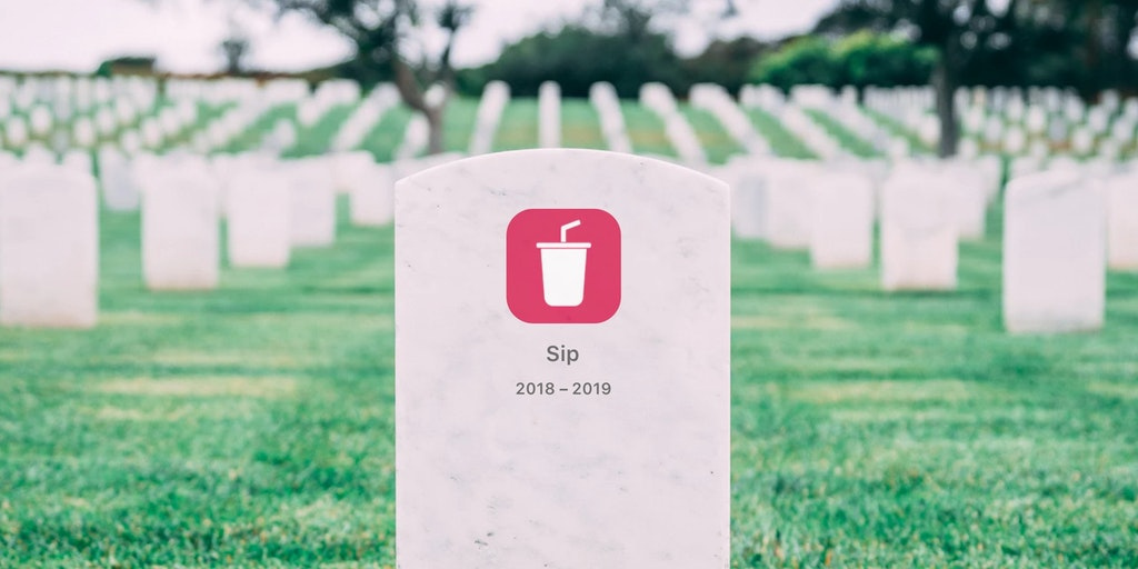 Sunsetting Sip: A Post Mortem