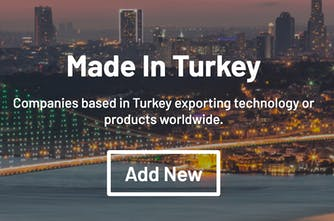 Made In Turkey - Companies based in Turkey and exporting