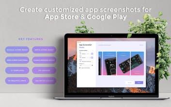 App Screenshot Studio for OSX - Create beautiful screenshots