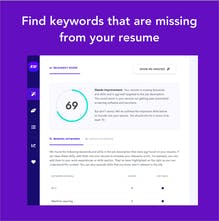 Data Science Resume Checker Improve Your Data Science