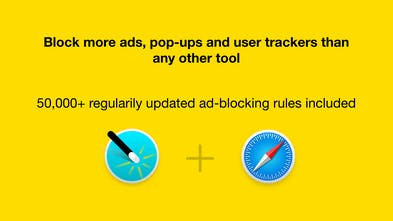 Magic Lasso Adblock - A free and efficient ad blocker for