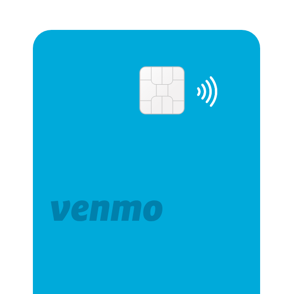548be24c6365 Venmo Card - A real debit card For the real world