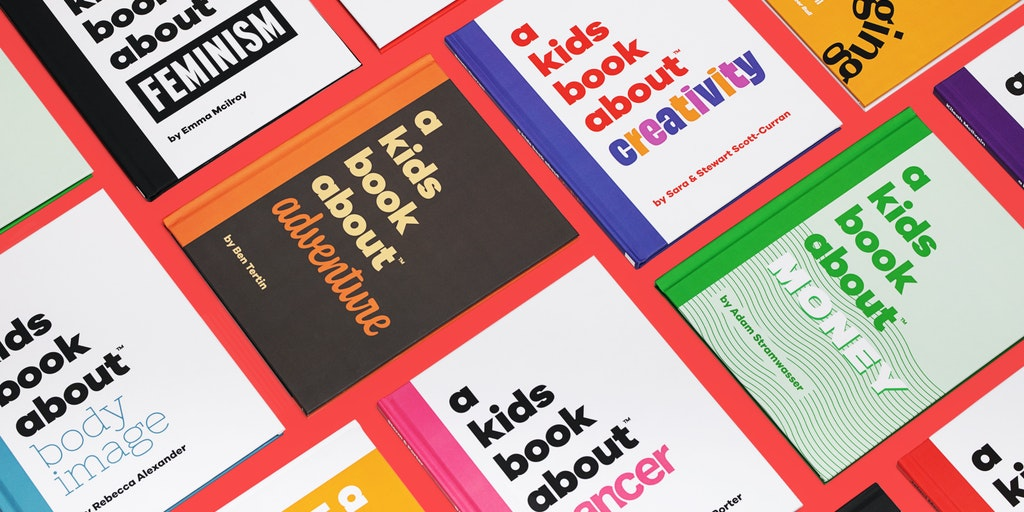 A Kids Book About - A collection of kids books that matter | Product Hunt
