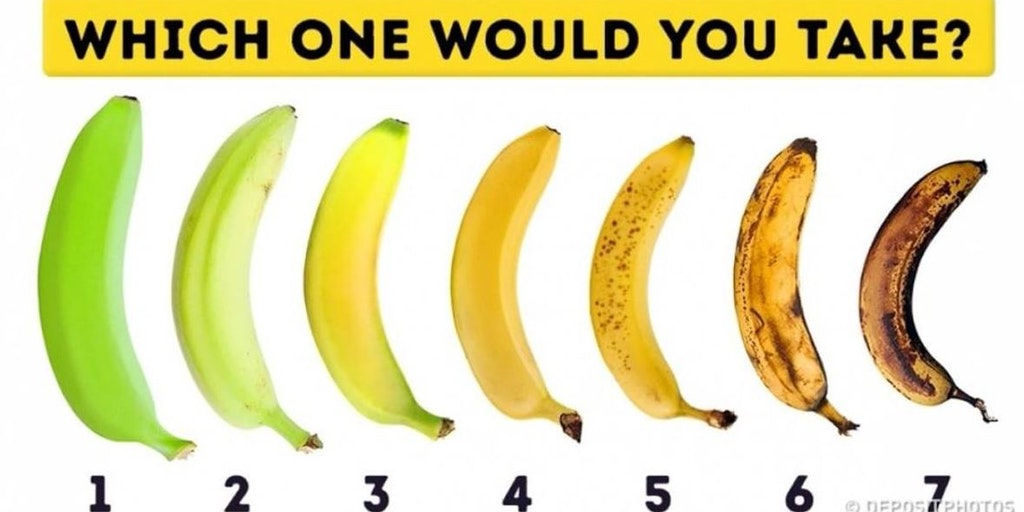 Eating Well - Which Banana Will You Choose?Your Choice Reflect Your Health | Product Hunt