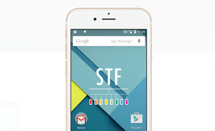 STF / Smartphone Test Farm - Remote control all your