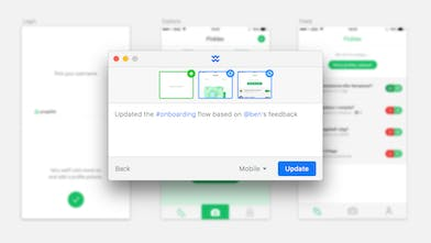 Wake: Versioning + Sketch Sync - Sync your artboards and see