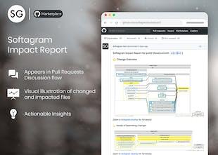 Softagram - Automated visual reviews for GitHub pull