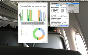 CurrentKey Stats - Track and manage how you use your Mac