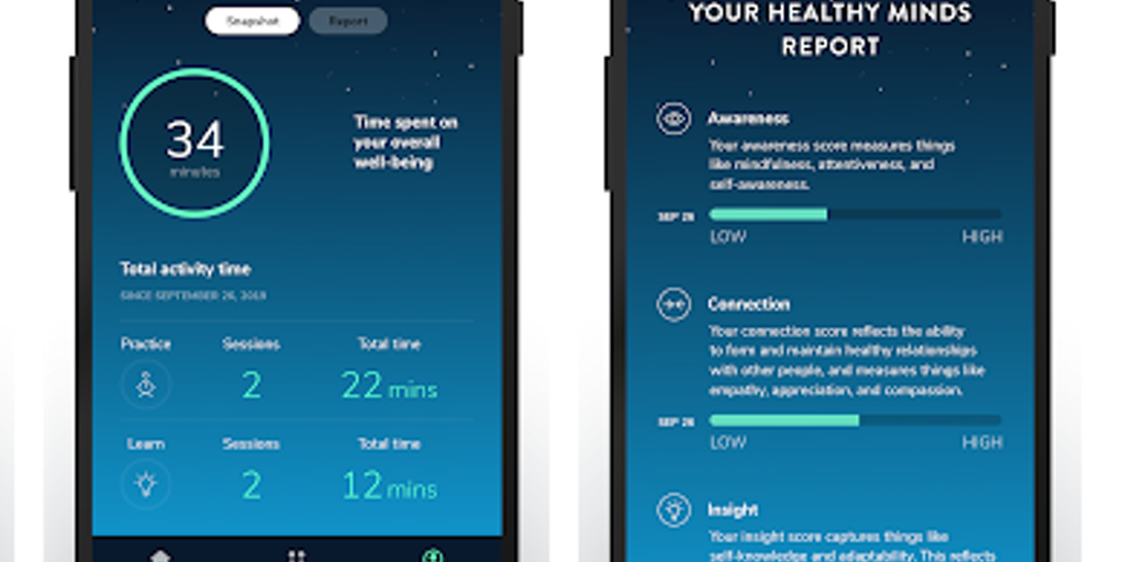 Healthy Minds Program - Train your mind and rewire your brain   Product Hunt