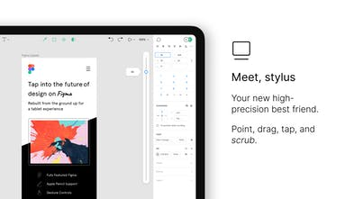 Dimension - An open-source plan to adapt Figma from desktop to