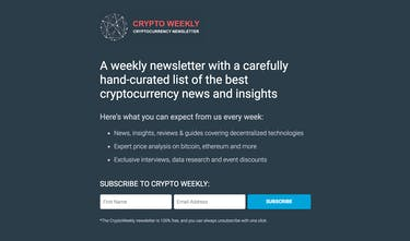 crypto weekly news