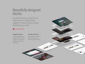 Slides Framework - Animated web presentations and landing pages in