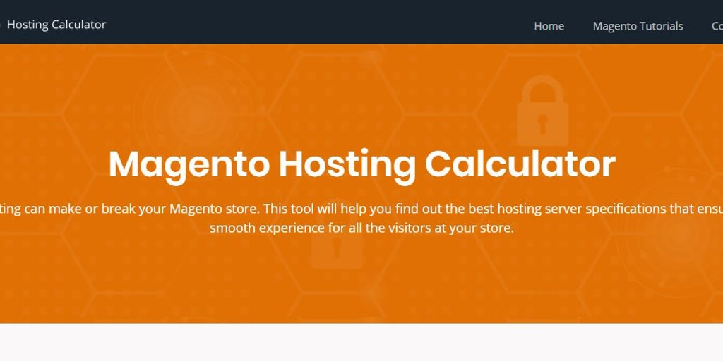 Magento Hosting Calculator - Free tool to identify your Magento hosting requirements | Product Hunt