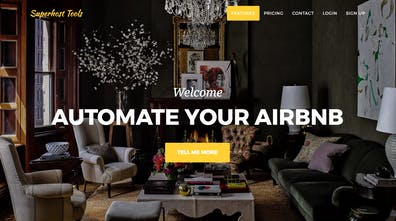 Superhost Tools for Airbnb - Open source messaging and