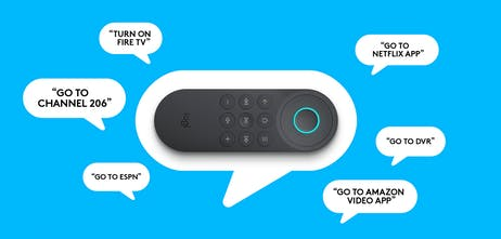 Harmony Express - A universal remote with Alexa built in | Product Hunt