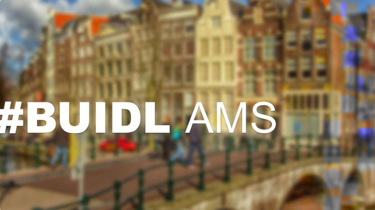 #BUIDL Amsterdam #2