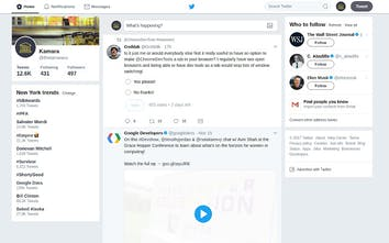 Make Twitter Great Again - Hide likes by others and promoted