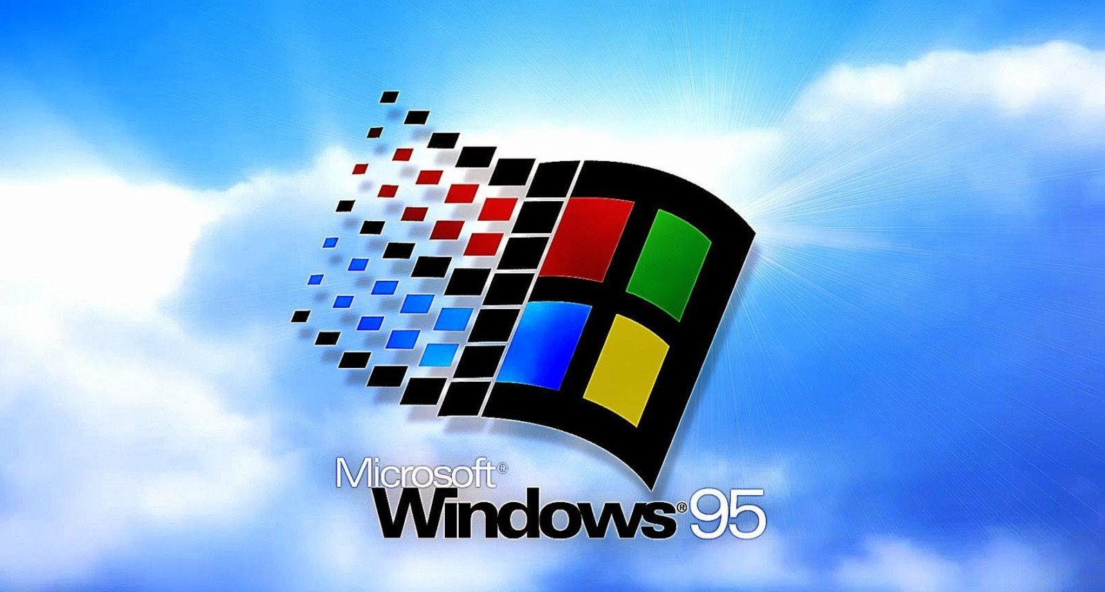 Windows 95 - Windows 95 app that runs on macOS, Windows, and