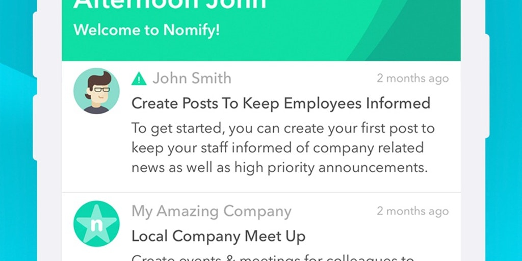 Nomify - Engage, nominate & celebrate your employees | Product Hunt