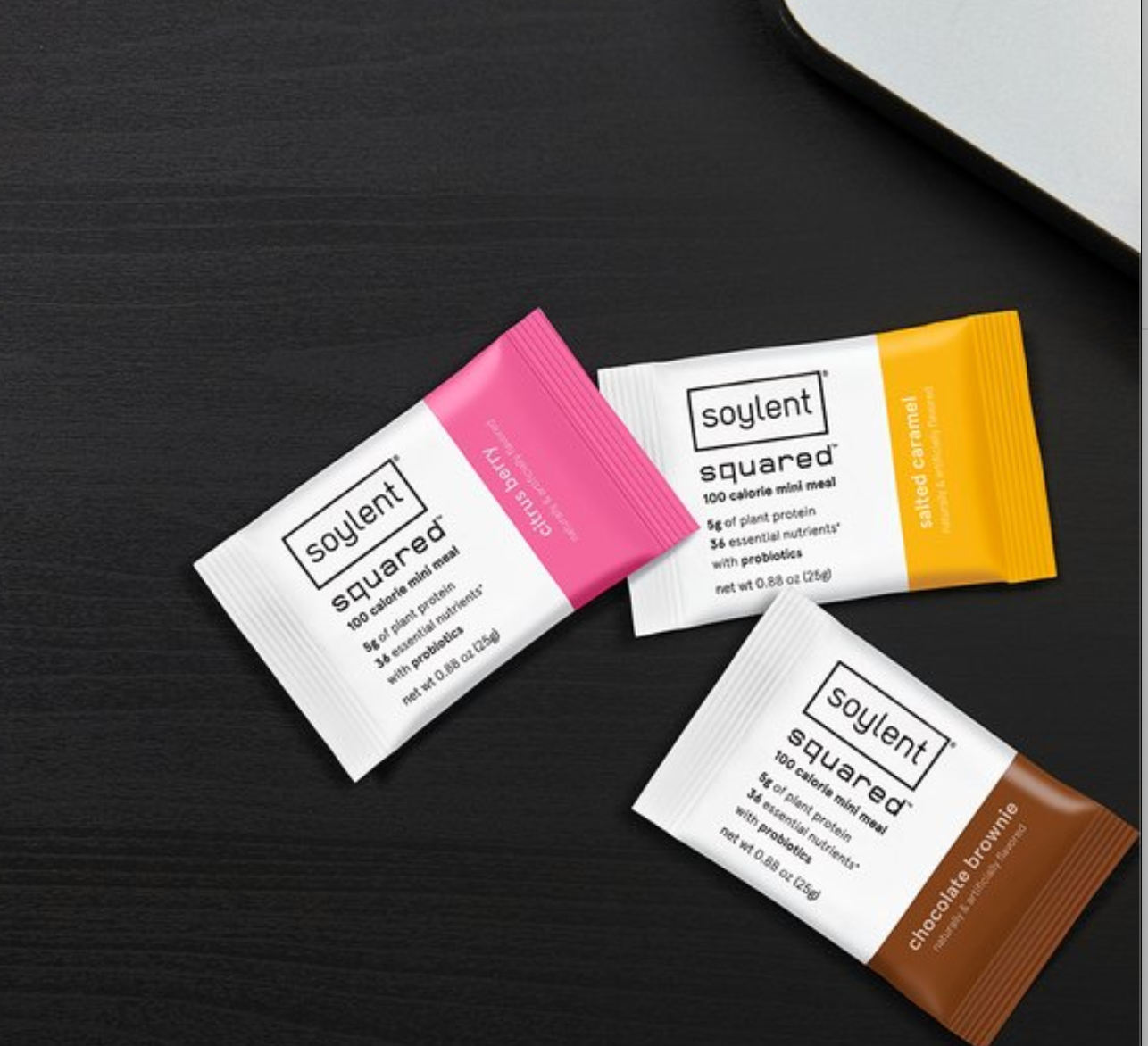Soylent Squared - A complete 100g mini-meal bar from Soylent