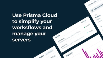 Prisma - Build a GraphQL server with any database | Product Hunt