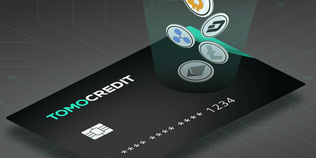 Flipboard: TomoCredit - Earn crypto as credit card rewards
